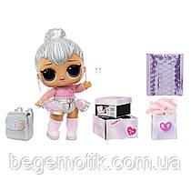 Игровой Набор с Куклой LOL Surprise Big B.B. (Big Baby) Kitty Queen- Большая малышка Китти (573067)