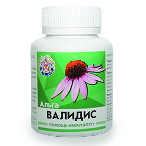 Бад Альга Валидис для иммунитета