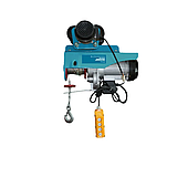 Электрическая лебедка Kraissmann SHT 250/500 (высота подъема 10м/20м, с самодвижующейся тележкой)