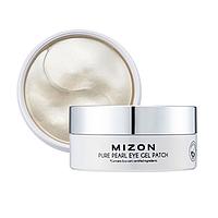 Гидрогелевые патчи с экстрактом белого жемчуга Mizon Pure Pearl Eye Gel Patch, 60 шт