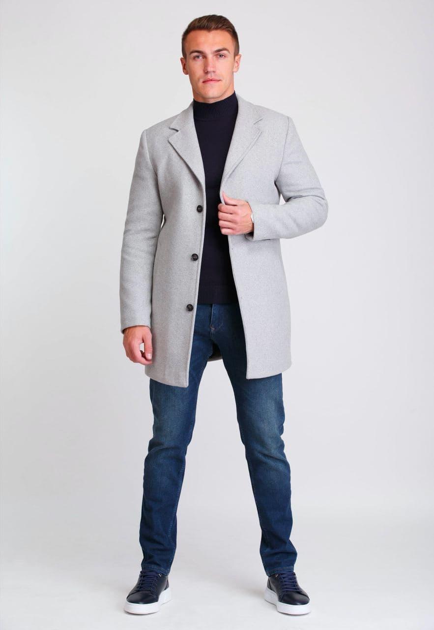 Мужское пальто.