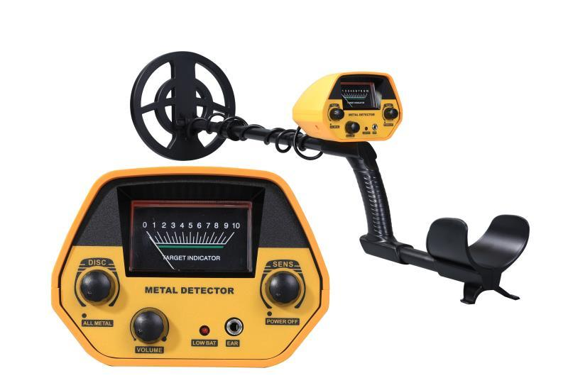 Металошукач Discovery Tracker MD-4030 Yellow (JDFKK9FKF)