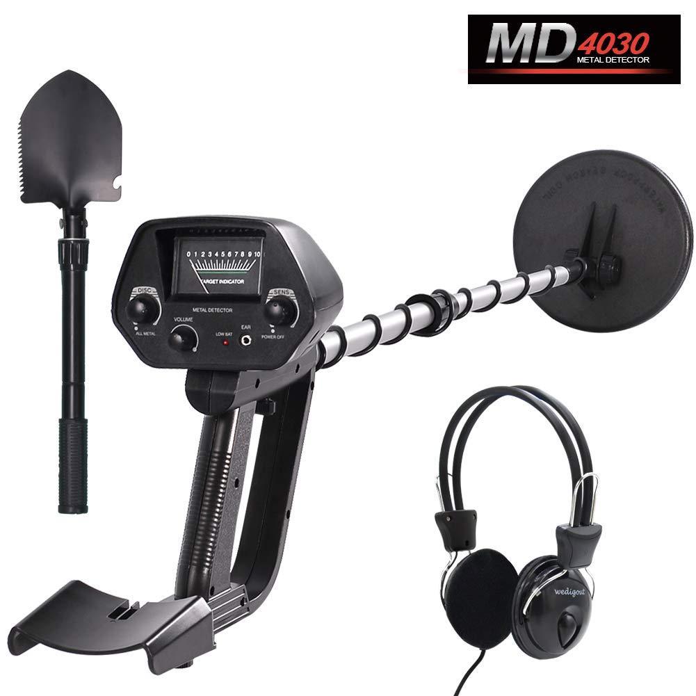 Металошукач Discovery Tracker MD-4030 + лопата + навушники (JDJSHFD7D)