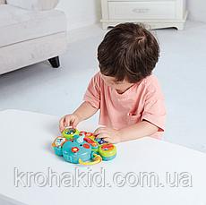 Детская музыкальная развивающая игрушка Пианино Hola Toys Слоник на 5 клавиш (3135), фото 3