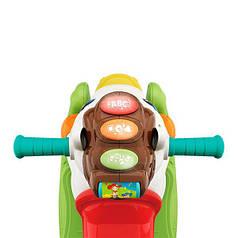 Качалка-каталка Hola Toys Поні з музикою (987)