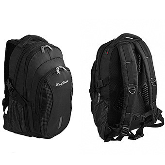 Рюкзак BagHouse 36х47х20 Черный (С332ч)