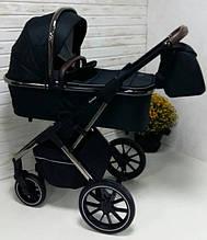 Универсальная коляска 2 в 1 Carrello Aurora CRL-6505 (2in1) Space Black