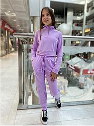 Детский спортивный костюм для девочек , р-ры на рост 122 - 156
