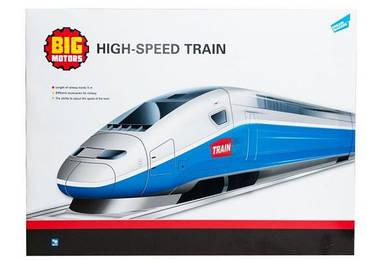 Игровой набор Big Motors Скоростной поезд