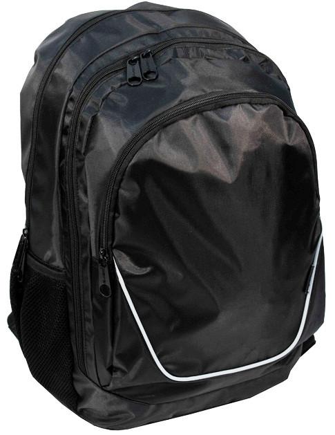 Рюкзак PASO 21 л Черный (15-367R)