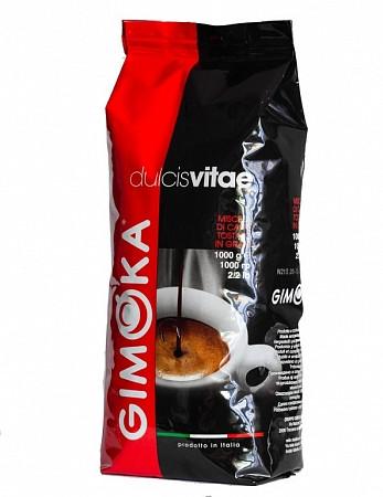 Кава в зернах Gimoka Dulcis Vitae 1 кг (8003012000954)