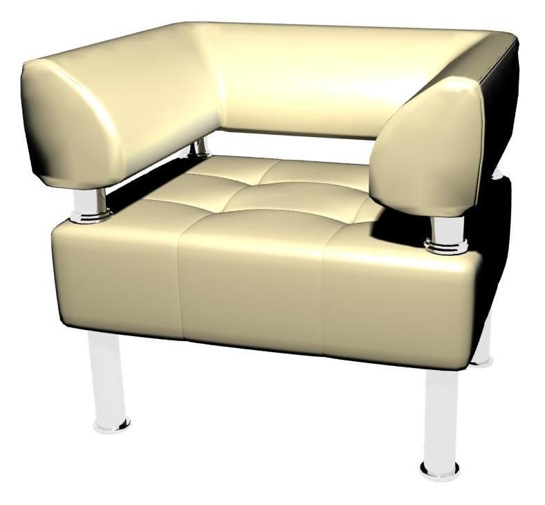 Кресло Sentenzo Тонус Молочный (10236125722)