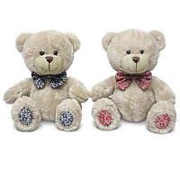 Мягкая игрушка Lava Медведь Берни с декоративным бантом малый 18 см (LA8533J)