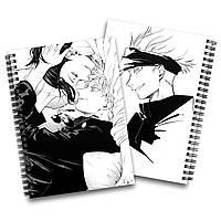 Скетчбук Магическая битва | Jujutsu Kaisen 25