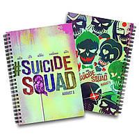 Скетчбук Отряд самоубийц   Suicide Squad 01