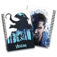 Скетчбук Веном | Venom 02