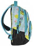 Молодежный рюкзак Paso 22 л Разноцветный (17-2708UF), фото 2