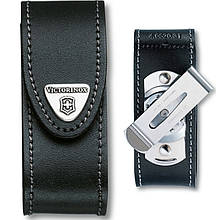 Чохол Victorinox з поворотною кліпсою для ножів 84-91 2-4 мм шару Чорний (4.0520.31)