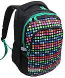 Молодежный рюкзак Paso 18 л Разноцветный (00-699PAN), фото 2