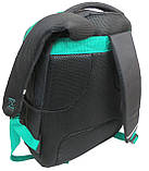 Молодежный рюкзак Paso 18 л Разноцветный (00-699PAN), фото 4