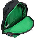 Молодежный рюкзак Paso 18 л Разноцветный (00-699PAN), фото 5