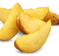 Картофельные Дольки с корочкой