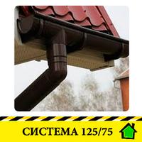 """Водостічна Система """"125/95"""""""