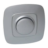 Світлорегулятор срібло ELA