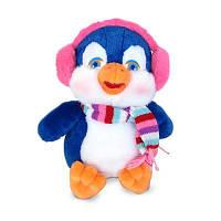 Мягкая игрушка Lava Пингвин в наушниках 23 см (LF1109)