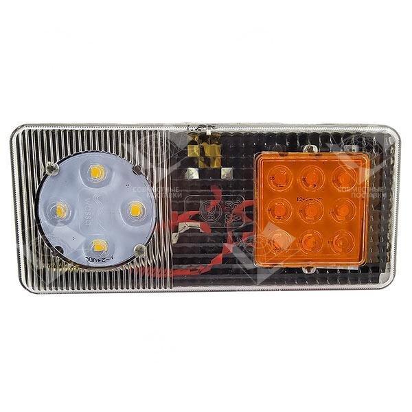 Фонарь передний Ф-402L на LED-диодах (указатель поворота, габаритный огонь) МТЗ нового образца
