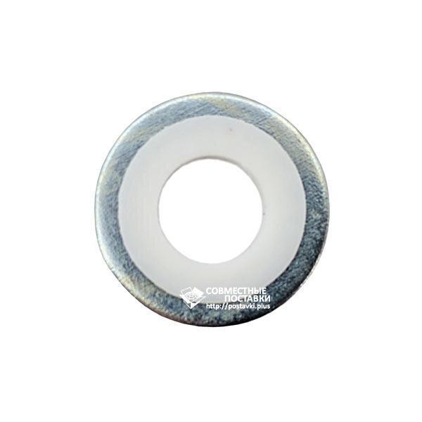 Прокладка-екран Д-245, Д-260 метал/фторопласт 9,3х20х3,5 шайба