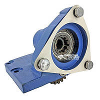 Приставка стартерная ПС-01 (ПДМ) усиленная на двух подшипниках, ПД под стартер, пускач, переделка МТЗ, ЮМЗ,СМД, фото 1