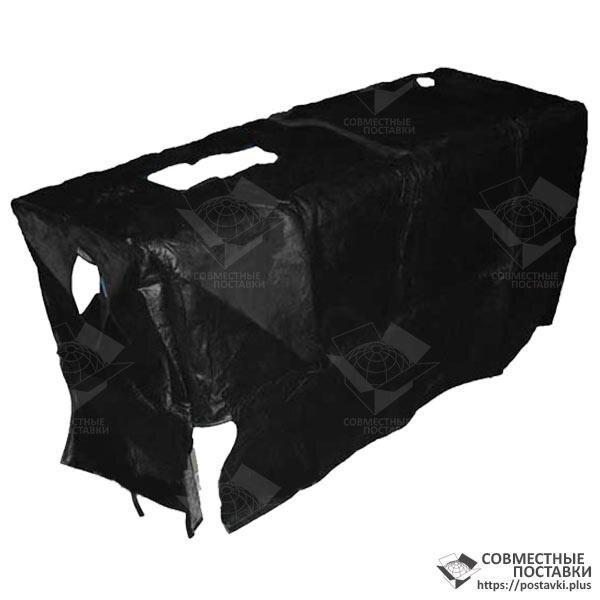 Утеплювач капоту МТЗ-80, МТЗ-82 круглі фари ЧК-80/82 70-3914010 утеплювач радіатора UTKR