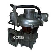 Турбокомпрессор ТДТ-55А ТКР 6.1-04 с клапаном Аналог ТКР 6.1-04.04 (БЗА)