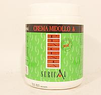 Крем -маска для волос Serical (Italia )с вытяжкой из бамбука и плаценты пшеницы