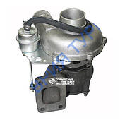 Турбокомпрессор ГАЗ ТКР 6.1-03 с клапаном Аналог ТКР 6.1-05.03 (БЗА)