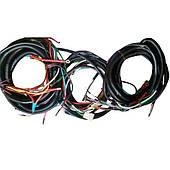 Полный комплект н/в проводки Т-40 (жгут проводов)