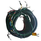 Полный комплект н/в проводки МТЗ-80, МТЗ-82 в гофре (жгут проводов)
