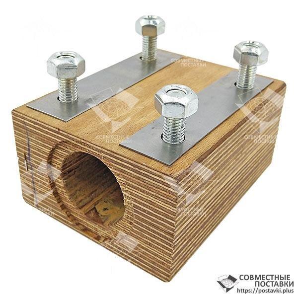 Подшипник деревянный Claas d=40 мм 600-678522 (Польша)