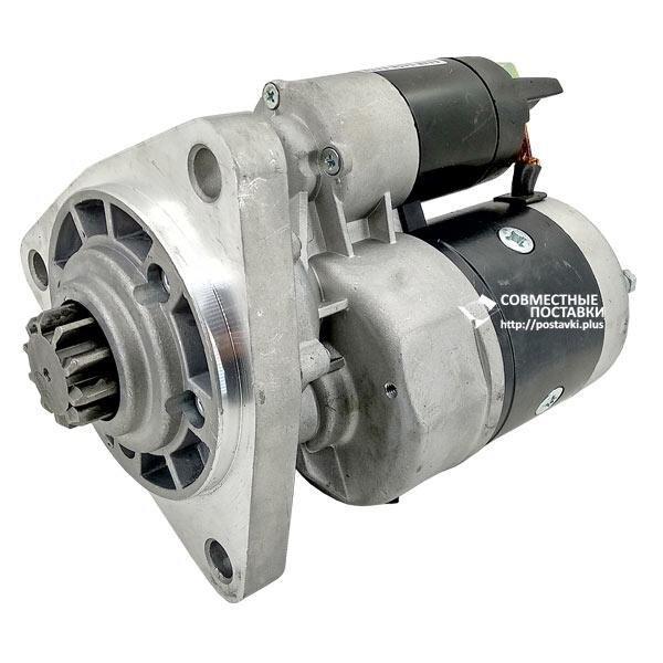 Стартер редукторний 12В 2,7 кВт (МТЗ-80, МТЗ-82, Т-25, Т-16, Т-40) Job's 123708001