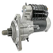 Стартер редукторный 12V 3,5 kW (МТЗ - двигатели Д-240, Д-243, Д-245, Д-260) Slovak усиленный