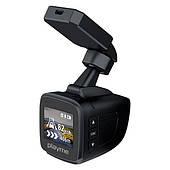 """Відеореєстратор Playme Kvant - FullHD, 140 град., екран 1,5"""", GPS, оповіщення про камерах"""