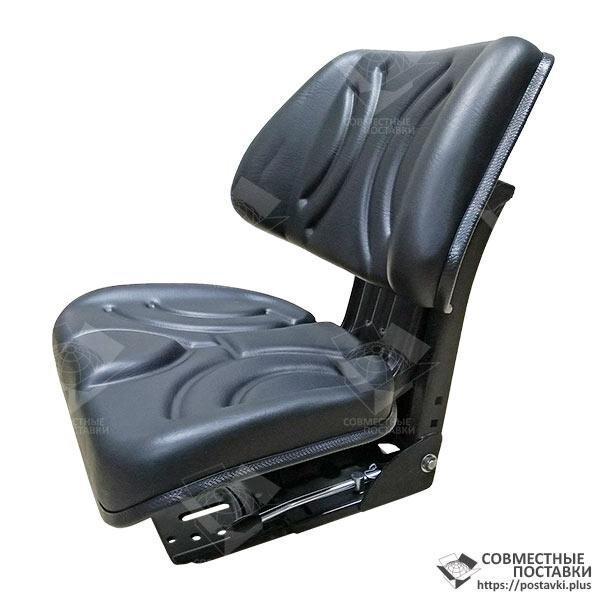Сиденье универсальное премиум МТЗ, ЮМЗ, Т-16, Т-25, Т-40, Т-150 кресло с регулировкой веса (Турция)