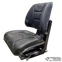 Сиденье универсальное МТЗ, ЮМЗ, Т-16, Т-25, Т-40, Т-150 (Турция) кресло с регулировкой веса, фото 1