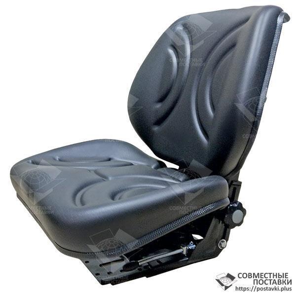 Сидіння тракторне універсальне покращене, крісло з регулюванням ваги водія (Туреччина)