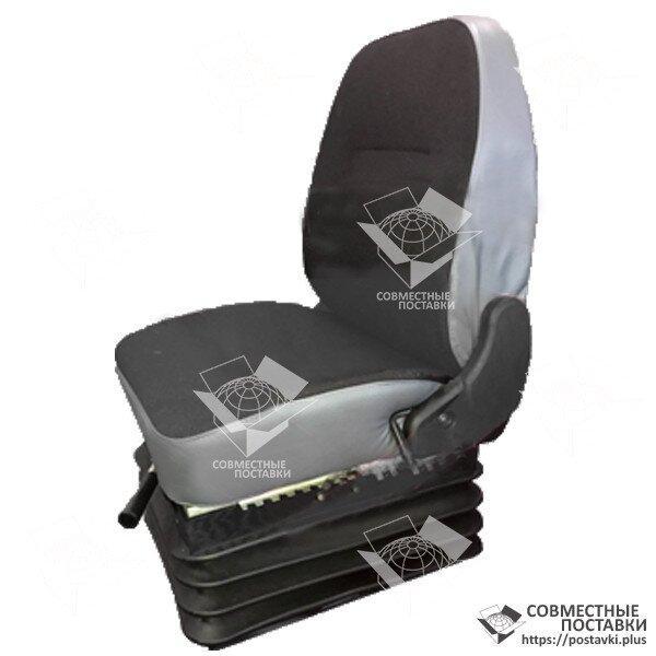 Сидіння з регульованою спинкою 80В-6800010 кабіни МТЗ УК ОРИГІНАЛ (БЗТДиА, Білорусь)
