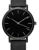 Жіночі наручні годинники GENEVA FIELD BLACK 1395