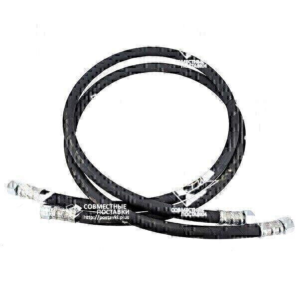 РВД ключ S-55 0,7 метра 4SP прямой DN=31 мм (рукав высокого давления, шланг)