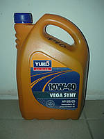 Масло моторное Yuko Vega Synt 10W40 полусинтетика 4л