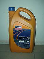 Масло моторное Yuko Vega Synt 10W-40 полусинтетика 5л 17894p